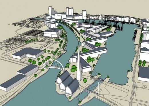 Orwell Crossings Project Ipswich Competition