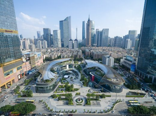 Parc Central in Guangzhou