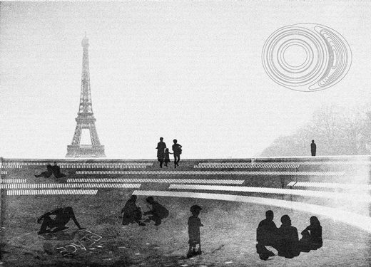 Paris Pavilion competition winner