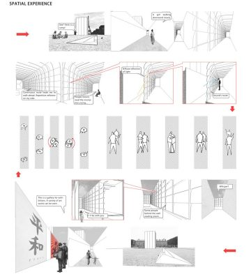 Paris Pavilion competition 3rd prize