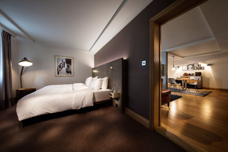 Pentahotels experience design e architect for Interior design work experience