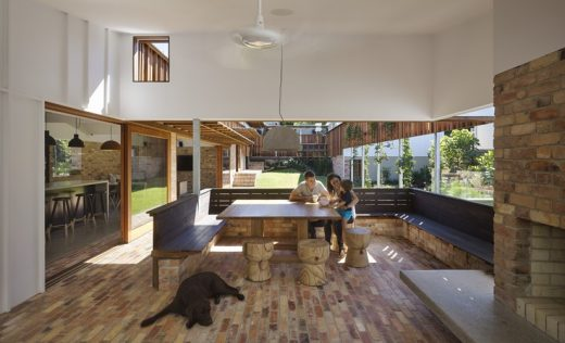 Project Zero house reuses a WW2 Queenslander