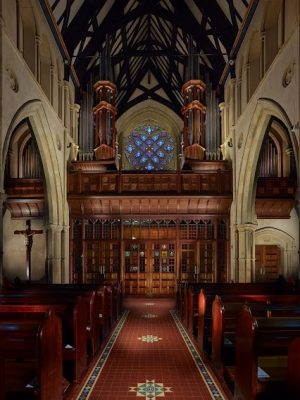 Saint Francis Xavier Cathedral Pipe Organ Project