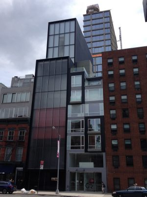 Sperone Westwater building by Foster + Partners