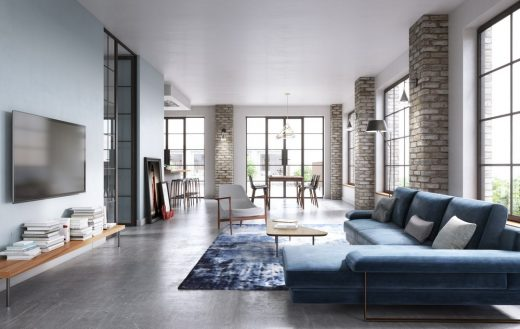 Geraghty Taylor Architects St  Johns South Village Manchester residential Allied London Living space