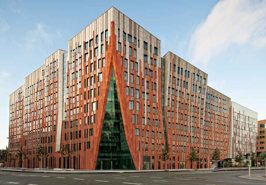 hamburg office buildings offices germany e architect