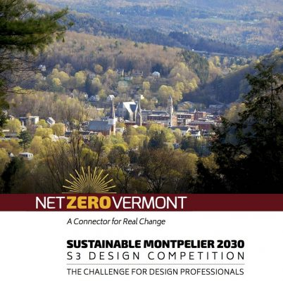 Sustainable Montpelier for 2030 Competition