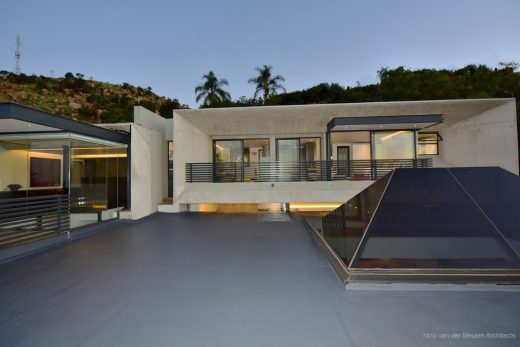 The Concrete House