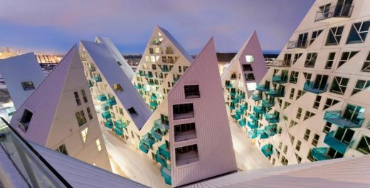 The Iceberg, Aarhus by SeARCH