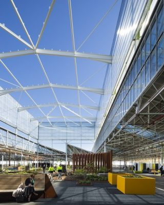 Tonsley Main Assembly Building and Pods