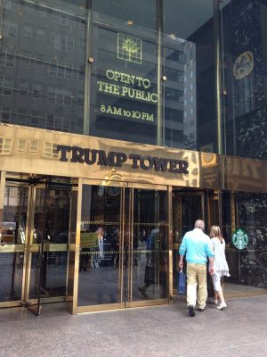 Trump Tower New York building