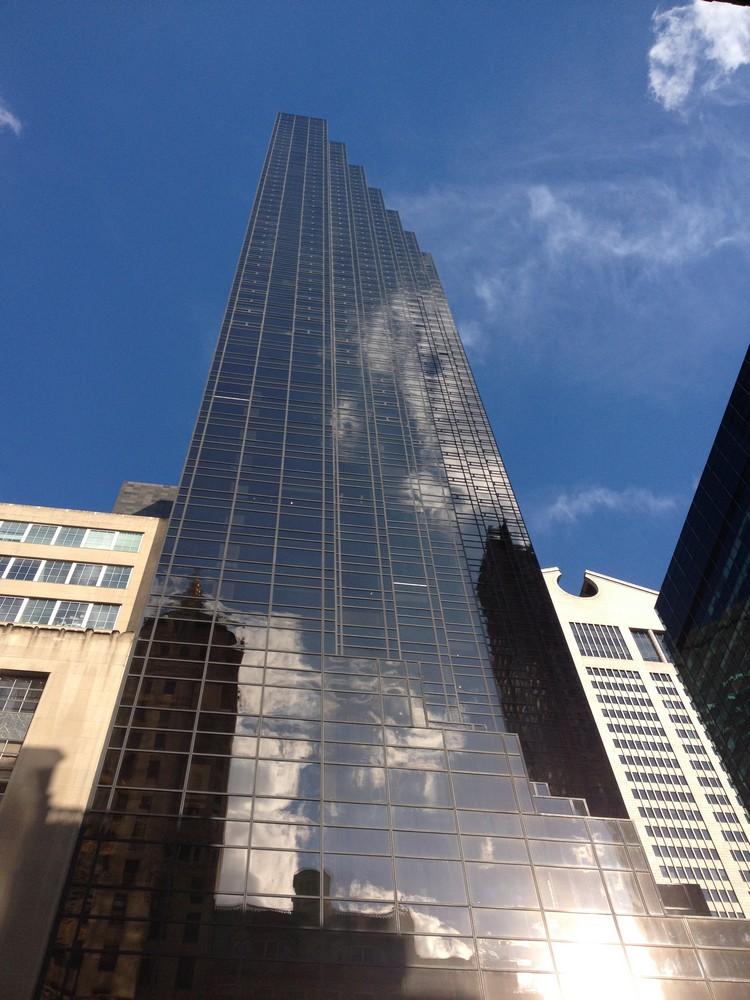 Trump Tower_New York_1 | Architecture | Pinterest | Trump ...