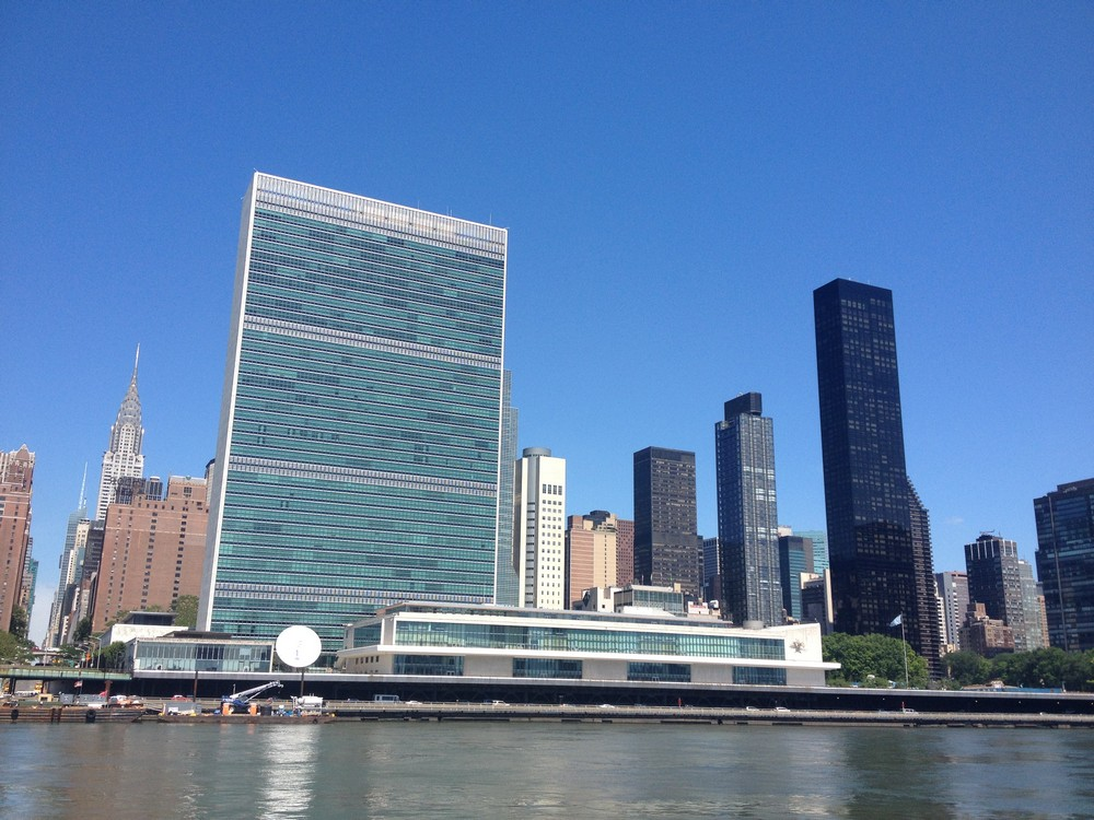 un building new york united nations building e architect