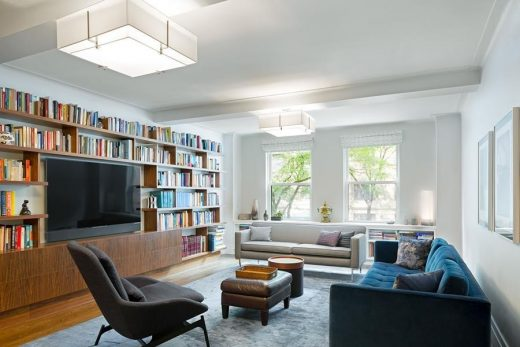 Upper West Side Renovation, New York City, NY, USA by Studio ST Architects