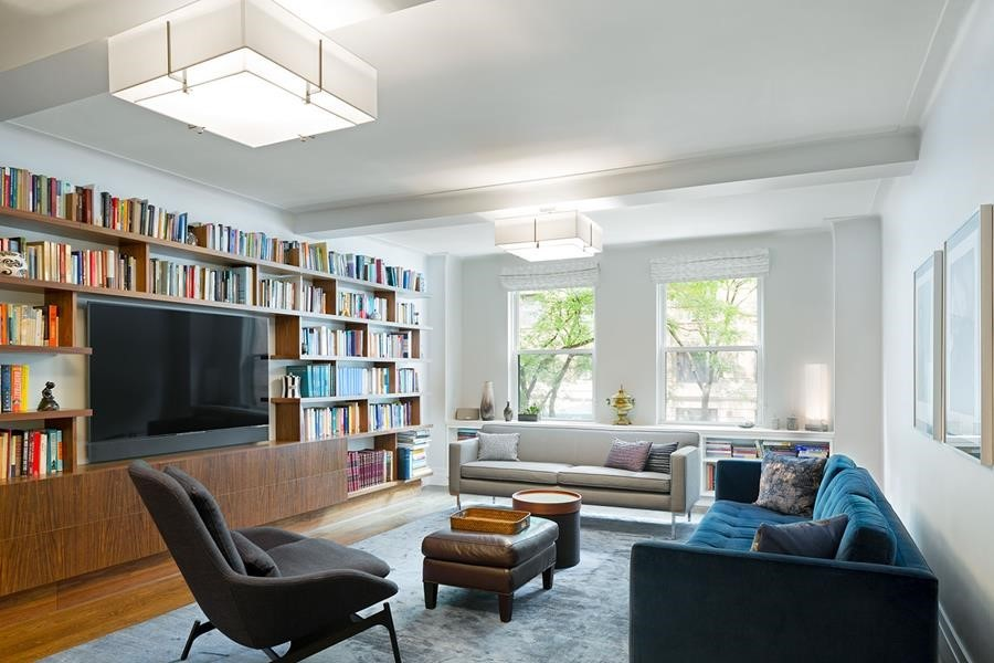 Upper west side renovation new york city ny usa by for Furniture stores upper west side