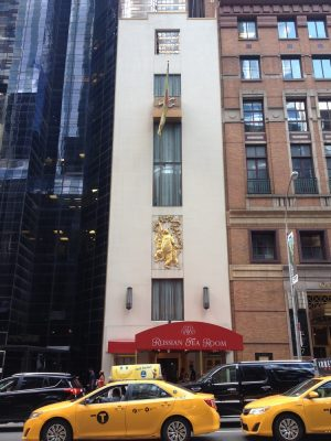 West 57th Street New York Russian building