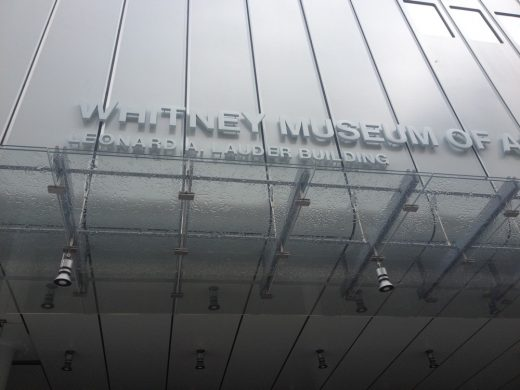 Whitney Museum of American Art New Building