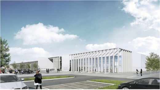 Wick Community Campus Building Design