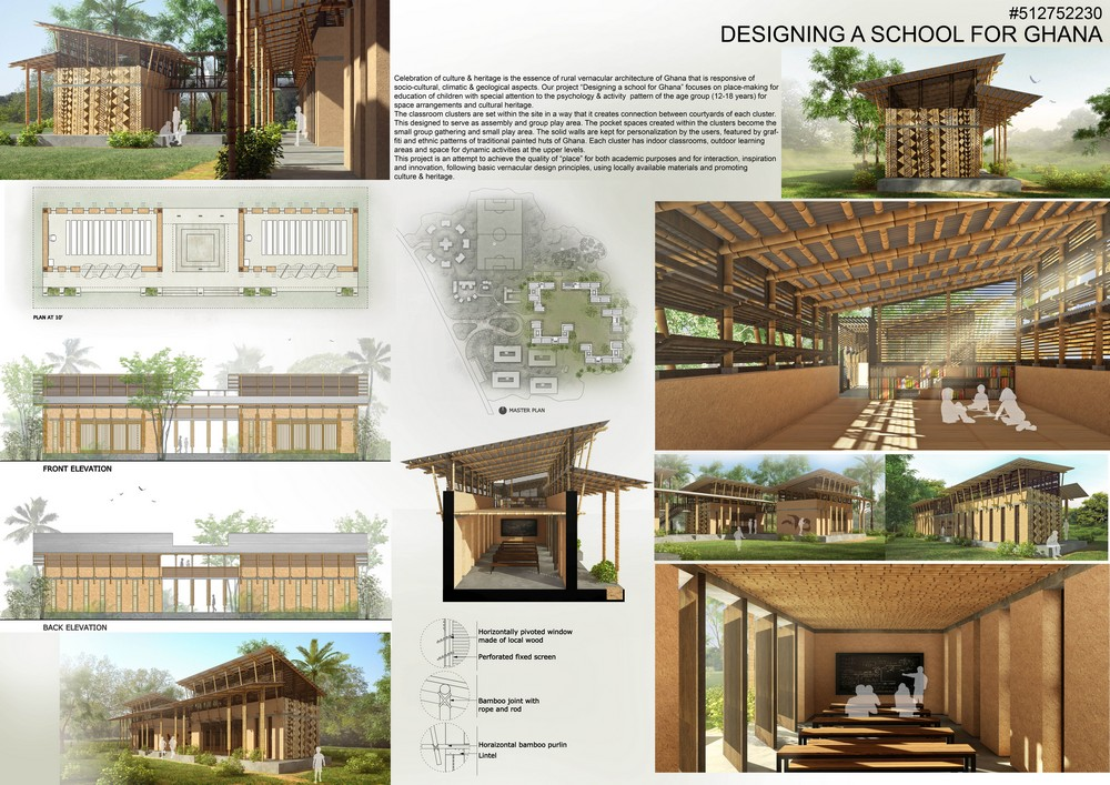 Winners of 4th earth architecture competition 3 e architect for Architecture house design competitions