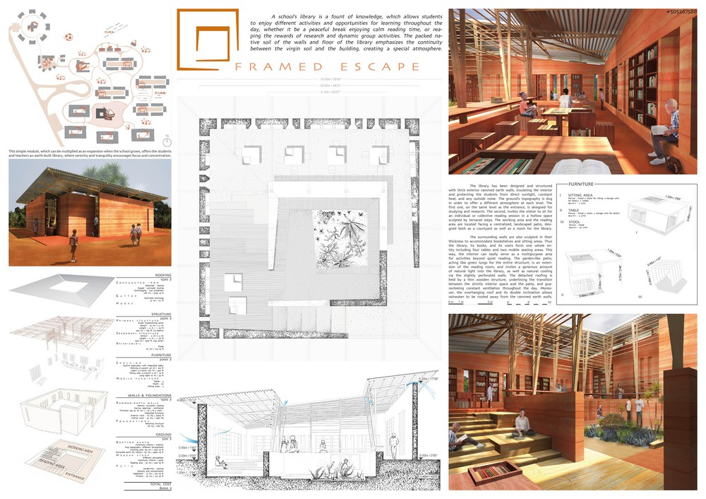 Winners Of 4th Earth Architecture Competition E Architect