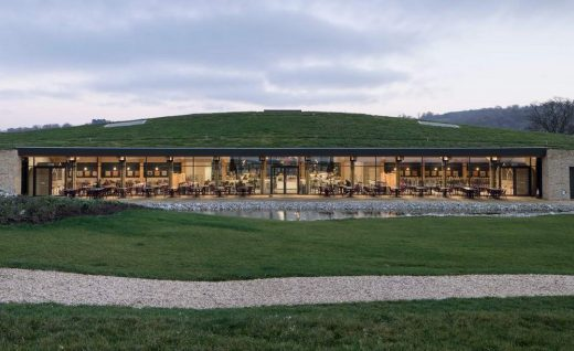 Wood Awards 2016 Buildings Shortlist