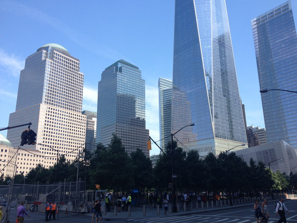 one world trade center tallest building in north america