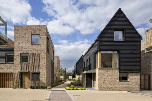 Abode, Great Kneighton by Proctor and Matthews