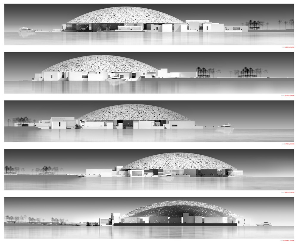 Abu dhabi louvre 12 e architect for Architectural design companies in abu dhabi