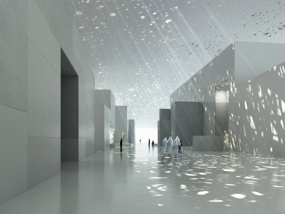 The Louvre In Abu Dhabi E Architect