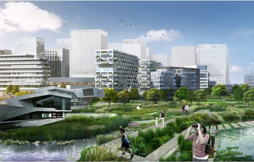 Bao'an Urban Design Competition in Shenzhen China