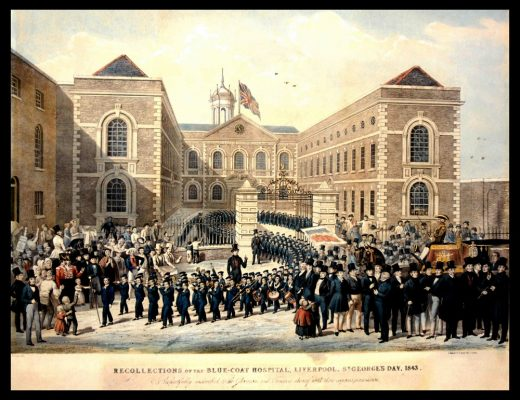 Recollections of the Blue-Coat Hospital