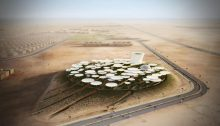 Cairo Science City International Architectural Competition winning design