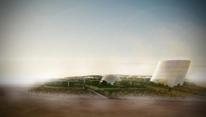 Cairo Science City International Architectural Competition design