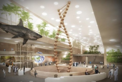 Cairo Science City International Architectural Competition winner