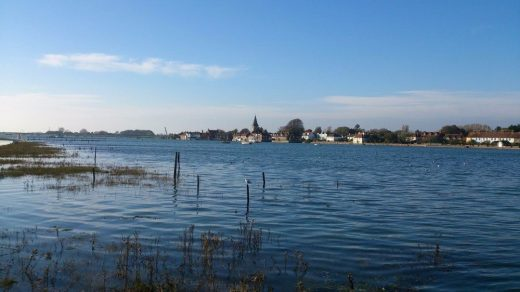 Chichester Harbour view
