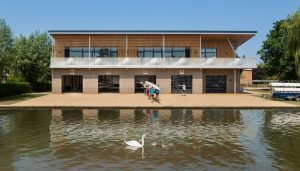 Combined Colleges Boathouse