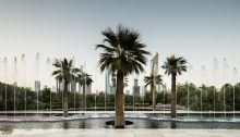 Constitution Garden Kuwait City