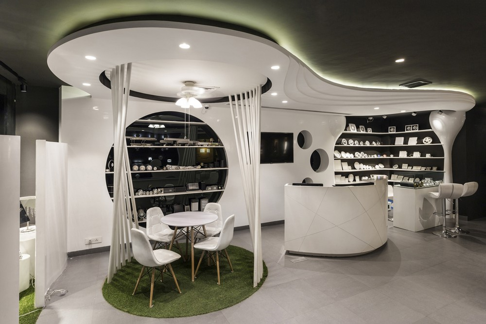 Disha Electrical And Lighting Store 4 E Architect
