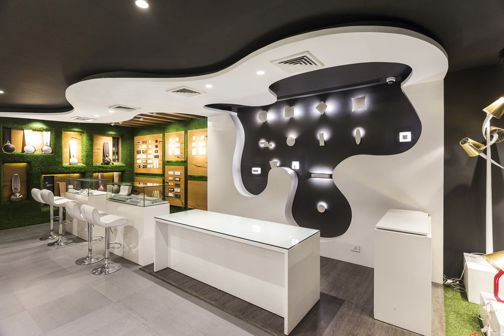 Disha Electrical And Lighting Store 3 E Architect