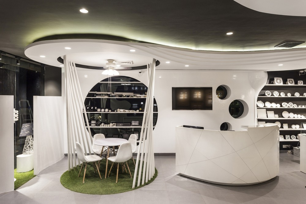 Disha Electrical And Lighting Store 21 E Architect