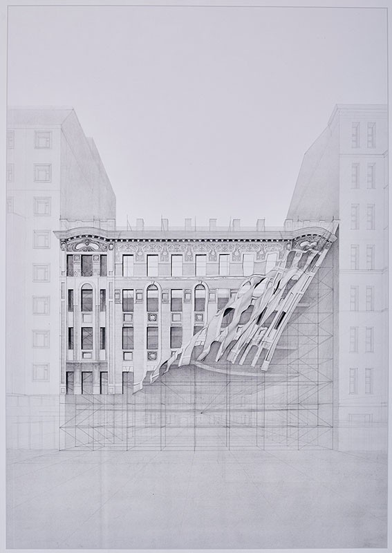 Drawing Of The Year Architectural Contest E Architect