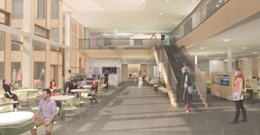 Clarkston Healthcare Facility – design by Hoskins Architects