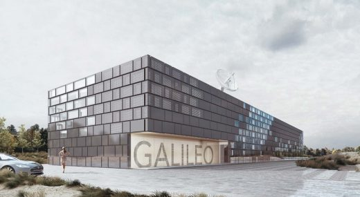 Galileo Reference Centre in Noordwijk