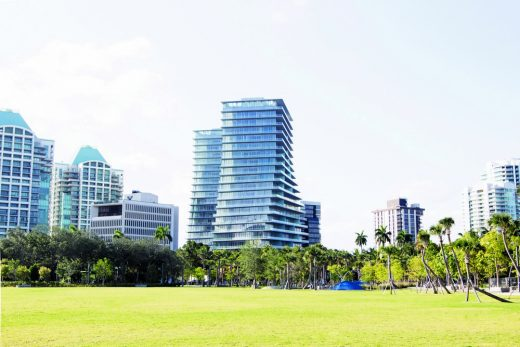 Grove at Grand Bay Miami Architecture Tours