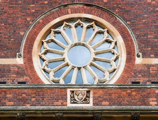 Homerton College Building