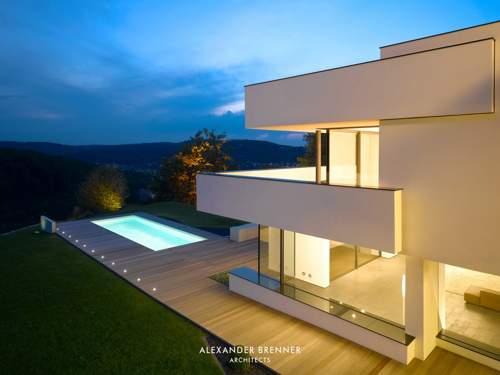 German Houses Residential Buildings In Germany E Architect