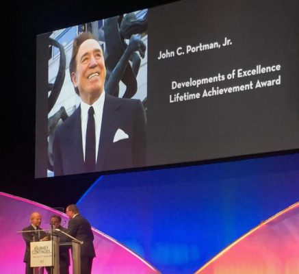 John C. Portman, Jr. ARC Lifetime Achievement Award