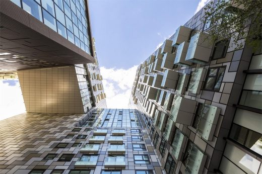 Lincoln Plaza London Docklands property