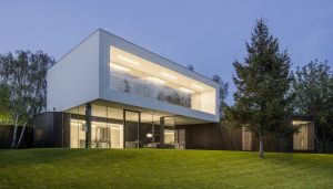 Living-Garden House in Izbicy