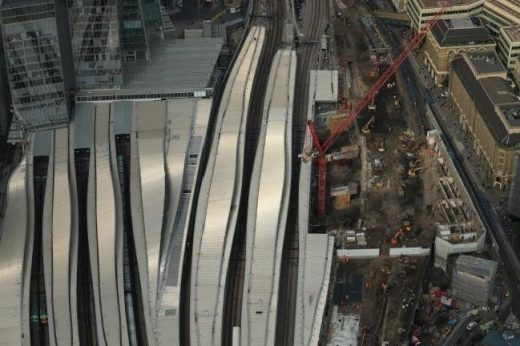 London Bridge Station Rebuild Final Phase